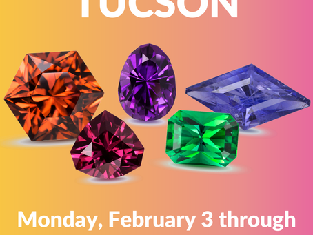 Tucson is nearly here!