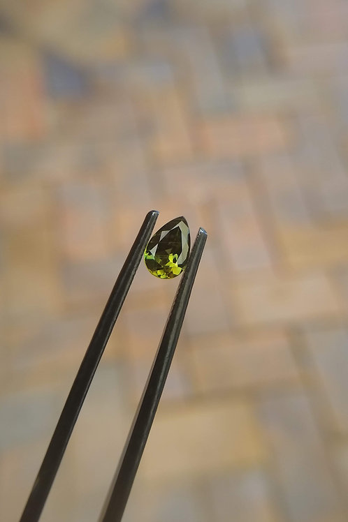 Green Drop Sapphire