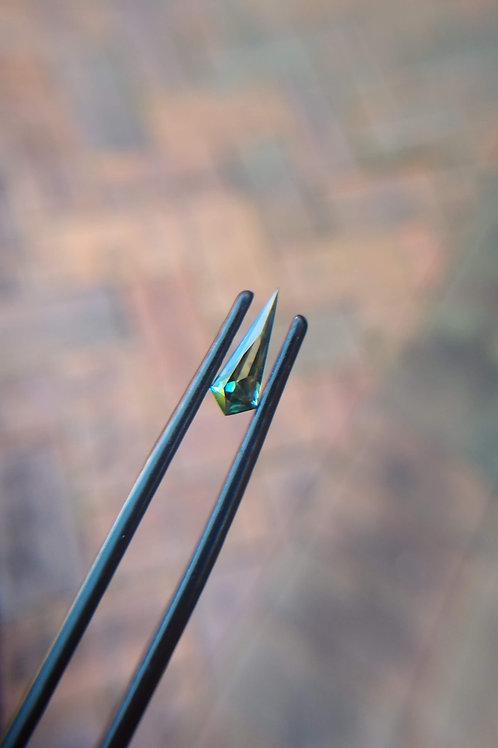Green Kite Sapphire
