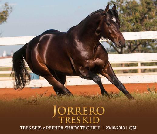JORRERO TRES KID