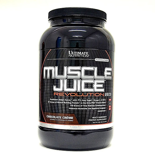 Гейнер Muscle Juice Revolution. 2120 гр.