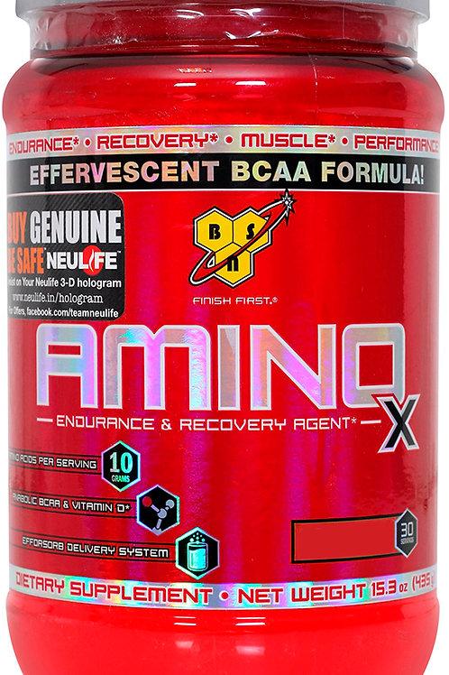 Аминокислотный комплекс AminoX от BSN, 435 гр.