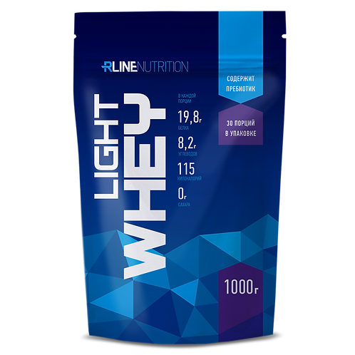 Протеин RLine Light Whey. 1000 гр.
