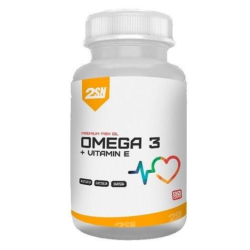 2 SN Omega-3 90 cap
