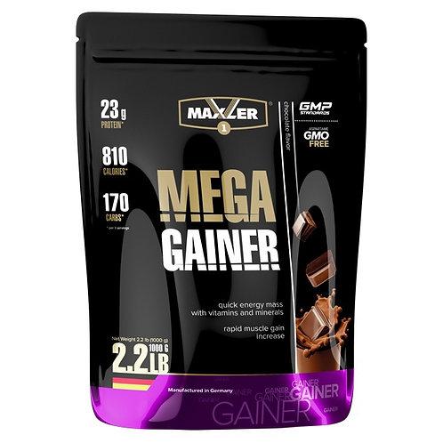 Гейнер Mega Gainer от Maxler.1000 гр.