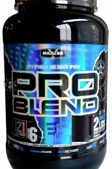 Комплексный Протеин Maxler PRO BLEND. 908 гр.