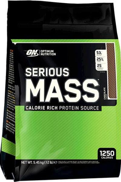 Гейнер Serious Mass от Optimum Nutrition. 5450гр.