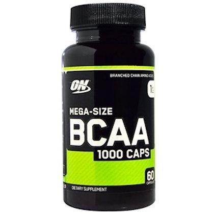 BCAA Optimum Nutrition. 60 капсул