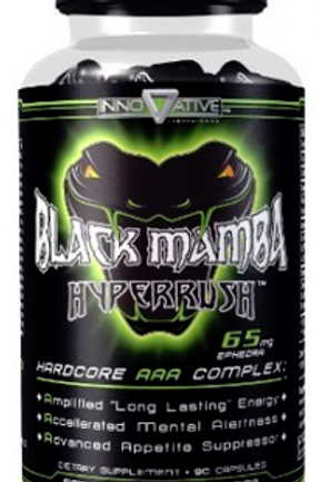 Жиросжигатель  Black Mamba от Innovative Labs . 90 капсул