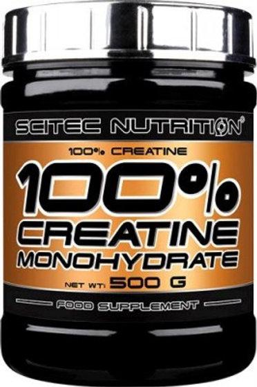 Креатин Моногидрат от Scitec Nutrition. 300 гр.