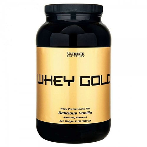 Протеин Whey Gold от Ultimate Nutrition . 908гр