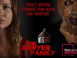 'The Sawyer Family' Indiegogo campaign launching soon