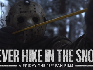 'Never Hike in the Snow' released by Womp Stomp Films