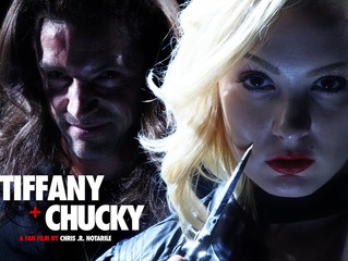 Blinky Productions releases 'Tiffany + Chucky'