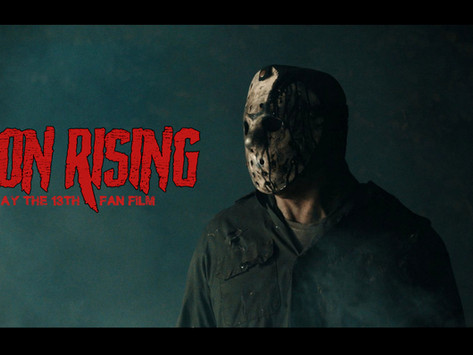 'Jason Rising' releasing this August on Friday the 13th
