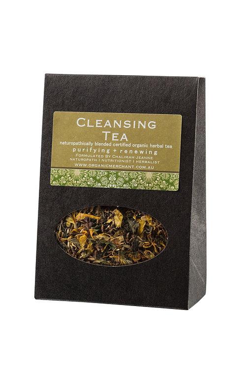 Organic Merchant Cleansing Tea
