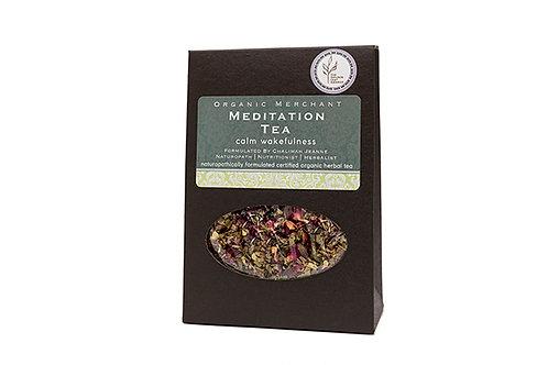 Organic Merchant Meditation Tea