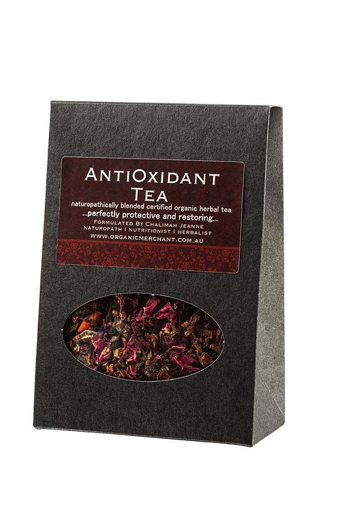 Organic Merchant Antioxidant Tea
