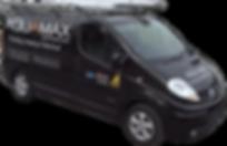Aquamax Servics Van