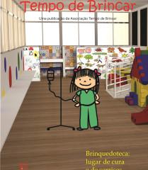 Novidade: Revista Tempo de Brincar