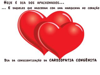 Dia da Conscientização da Cardiopatia Congênita