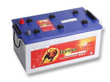 BANNER ENERGY BULL 96801 230Ah (K20) 250Ah (K100)