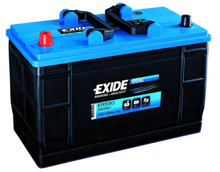 EXIDE MARINE BATTERY ER550