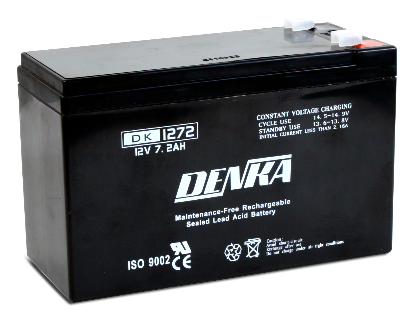 Denka VRLA AGM Battery