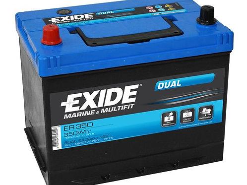 EXIDE ER350 80Ah(20h)