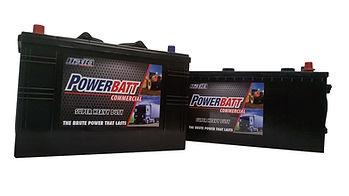 Powerbatt Truck Batteries