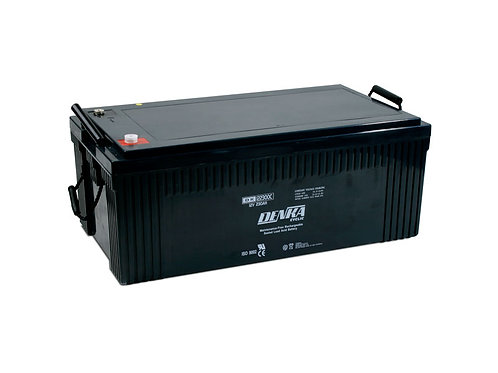 DK122300C - 12V 230Ah(C10) AGM Battery