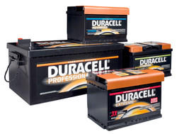 Duracell Battery Family