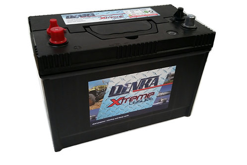 DXL120 Sealed Leisure Battery 110Ah