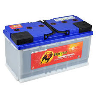 BANNER ENERGY BULL 95751 100Ah (K20) 110Ah (K100)