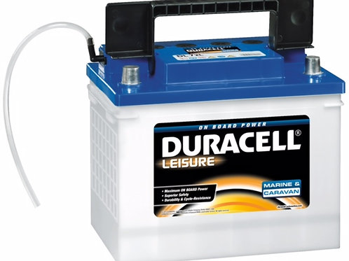 DURACELL DL72L Deep Cycle 85Ah (c100) 72Ah (c20)