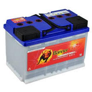 BANNER ENERGY BULL 95601 80Ah(K20) 90Ah(K100)