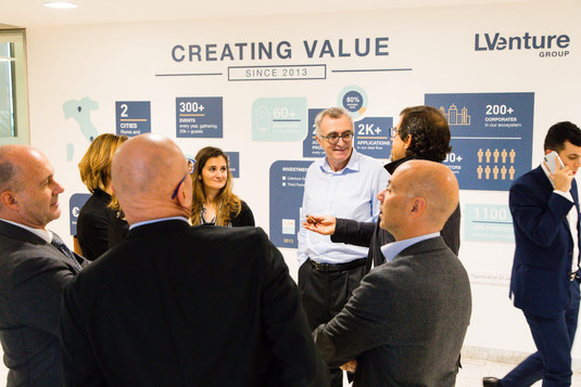 AI WorkLab Roadshow Hub di LVenture Group & LUISS EnLabs