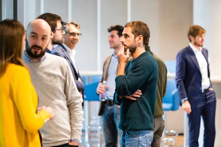 Matteo Paradisi - Open Innovation Specialist LVenture Group