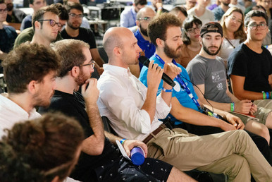 Pitch Crash Test @ Campus Party