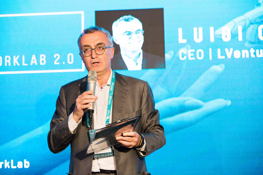 Luigi Capello - CEO LVenture Group