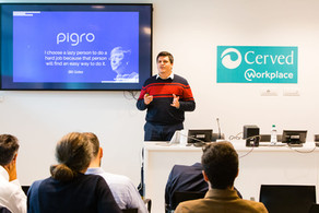Nicolò Magnanini - CEO Pigro