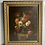 Thumbnail: Bouquet of flowers on gold vase