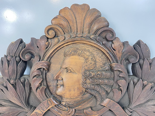 Wooden carved man 2