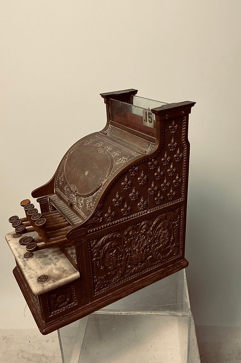 National cash register (early 1900s)
