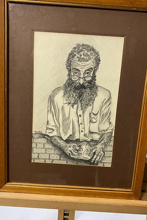Self portrait valory faivus (original)