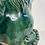 Thumbnail: Green glazed decorative Foo dog/dragon