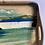 Thumbnail: Hand painted Niagara Falls serving tray