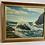 """Thumbnail: """"Waves crashing"""" Original painting by Erickson"""