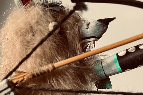 Southwestern Indian Kachina Doll