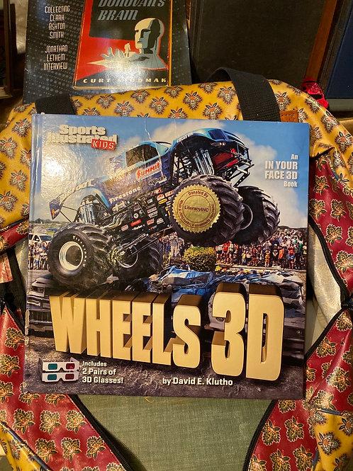 Wheels 3D (3D glasses needed)